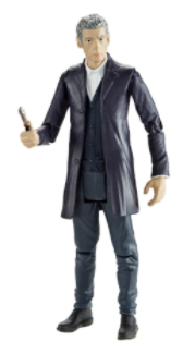Doctor Who - THE TWELFTH DR - 12th Doctor Figure - Series 8